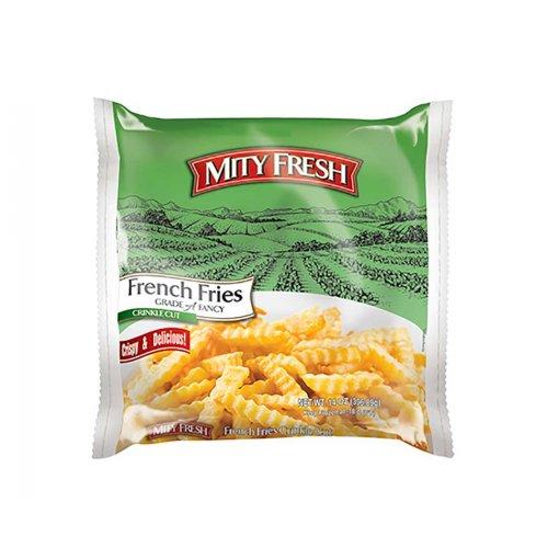 Mity Fresh Crinkle Cut