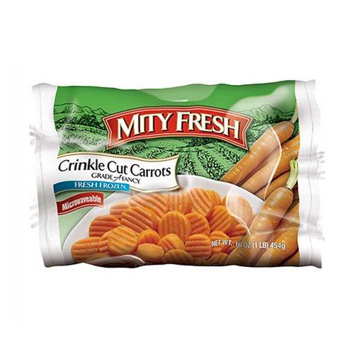 Mity Fresh Crinkle Cut Carrots