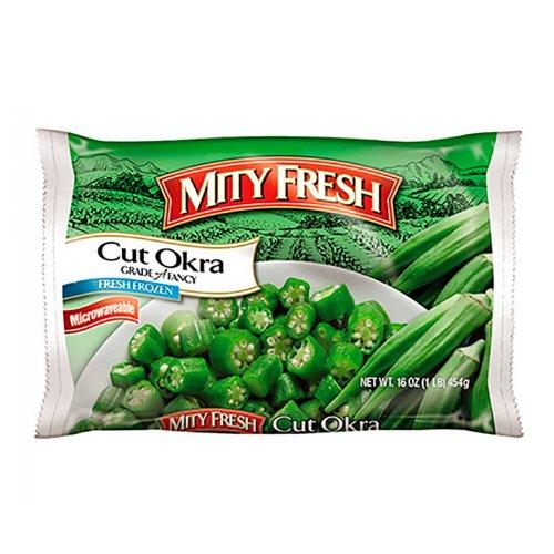 Mity Fresh Cut Okra