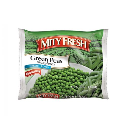 Mity Fresh Green Peas